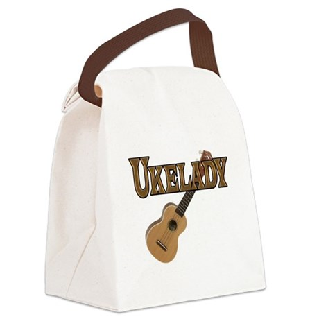 UKELADY Canvas Lunch Bag