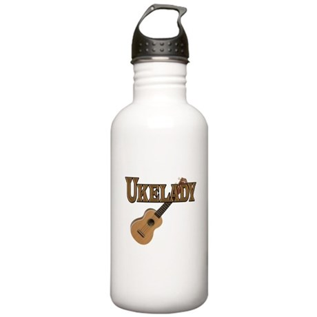 UKELADY Stainless Water Bottle 1.0L