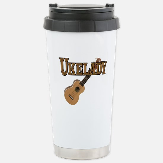 UKELADY Stainless Steel Travel Mug