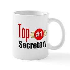Top Secretary Mug