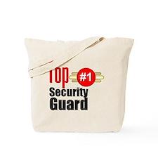 Top Security Guard Tote Bag