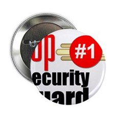 "Top Security Guard 2.25"" Button"
