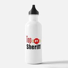 Top Sheriff Water Bottle