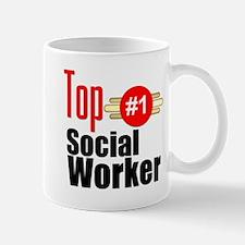 Top Social Worker Mug