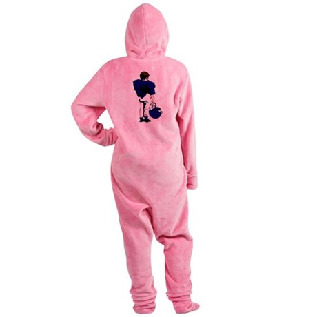 32213749_BLUE.png Footed Pajamas