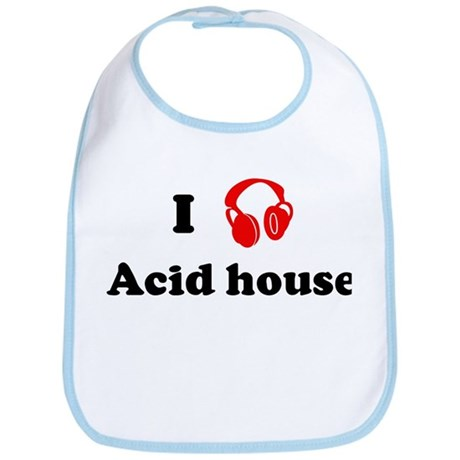 Acid house music bib by iloveshirts for What is acid house music