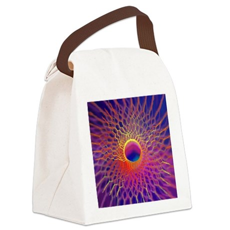Profuse Star Canvas Lunch Bag