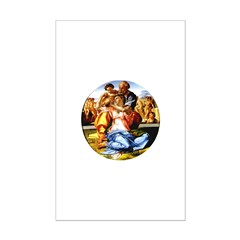 The Holy Family by Michelange Posters