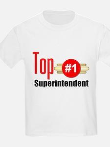 Top Superintendent T-Shirt