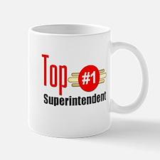 Top Superintendent Mug