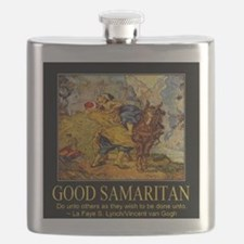Good Samaritan Flask