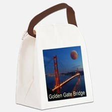 golden_gate_bridge_redmoon.png Canvas Lunch Bag