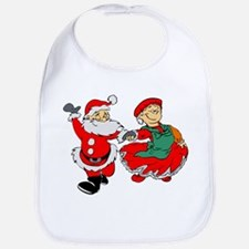 Santa and his wife Bib