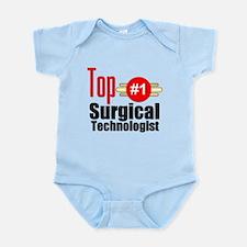 Top Surgical Technologist Infant Bodysuit