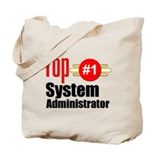Top Systems Administrator Tote Bag