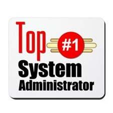 Top Systems Administrator Mousepad
