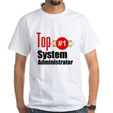 Top Systems Administrator Shirt