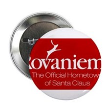 "Rovaniemi, home of Santa 2.25"" Button (10 pack)"