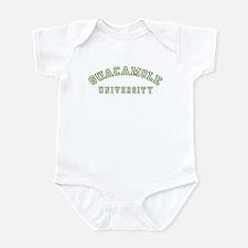 Guacamole University Infant Bodysuit