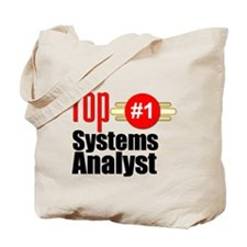 Top Systems Analyst Tote Bag