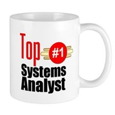 Top Systems Analyst Mug