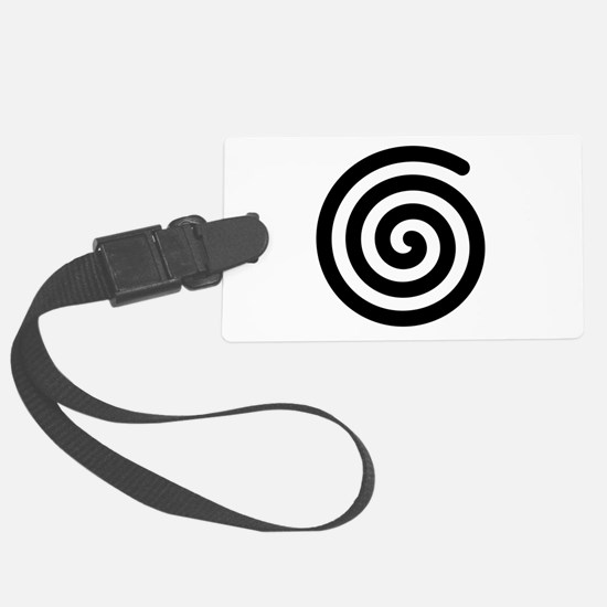 Spiral Luggage Tag