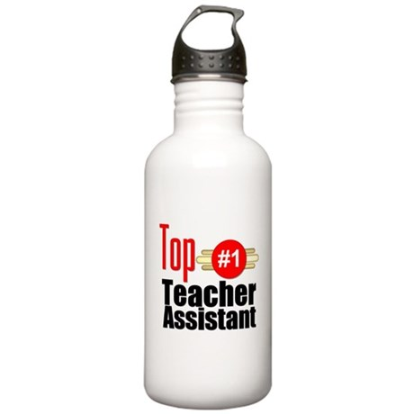 Top Teacher Assistant Stainless Water Bottle 1.0L
