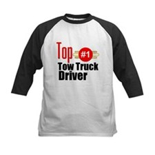 Top Tow Truck Driver Tee