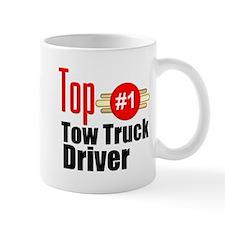 Top Tow Truck Driver Mug