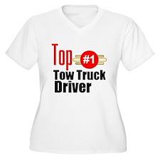 Top Tow Truck Driver T-Shirt