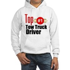 Top Tow Truck Driver Hoodie