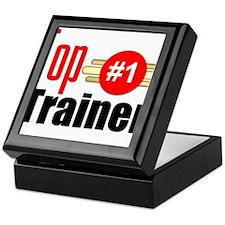 Top Trainer Keepsake Box
