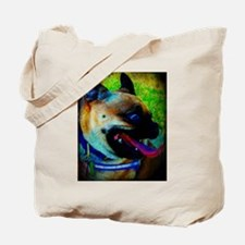 DogArt: Dunkie Tote Bag