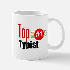 Top Typist Mug