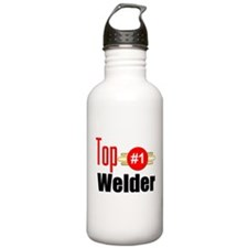 Top Welder Water Bottle