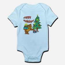 Happy Holidays! Infant Bodysuit