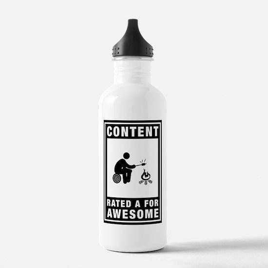 Marshmallow Sports Water Bottle
