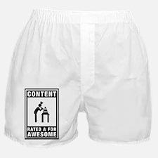 Cake Making Boxer Shorts