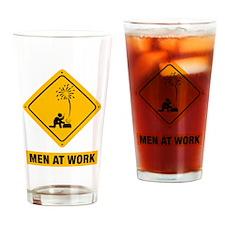 Pyrotechnics Drinking Glass