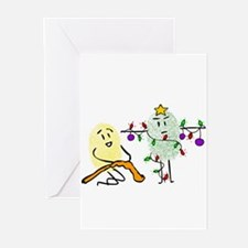Christmas Tree Greeting Cards (Pk of 10)