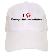 Donegal fiddle tradition musi Baseball Cap