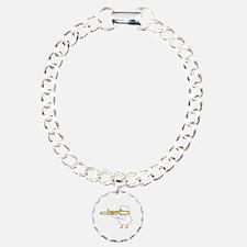 Trombone Player Bracelet