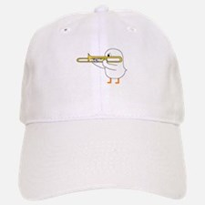 Trombone Player Baseball Baseball Cap