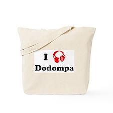 Dodompa music Tote Bag