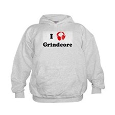 Grindcore music Hoodie