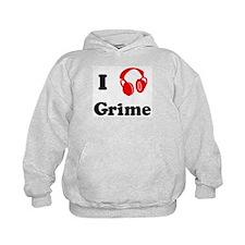 Grime music Hoodie