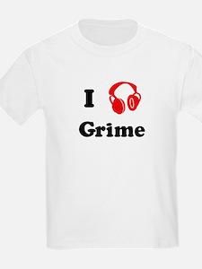 Grime music Kids T-Shirt