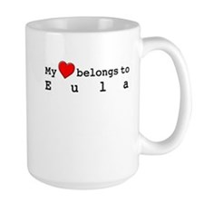My Heart Belongs To Eula Mug