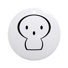 Lil' Spooky Ornament (Round)