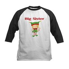 Elf Big Sister Baseball Jersey